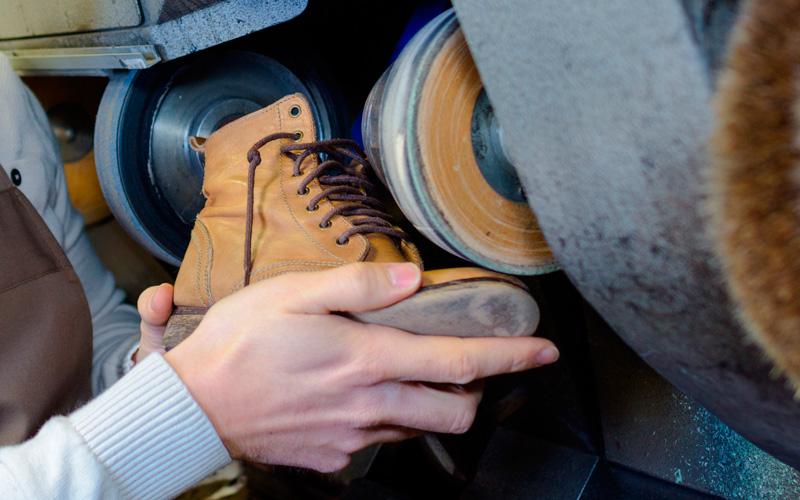 reparación calzado minislide
